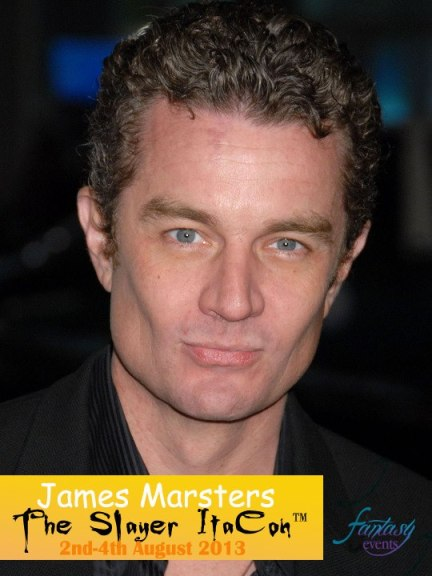 James Marsters - Slayer ItaCon 2013