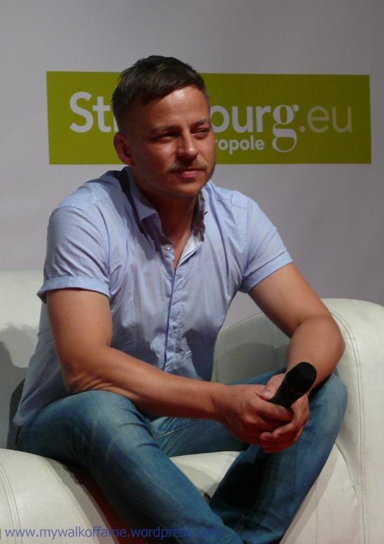 Tom Wlaschiha @ Digital Game Show Strasbourg 08.05.2016 (6)