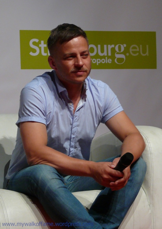Tom Wlaschiha @ Digital Game Show Strasbourg 08.05.2016 (6)
