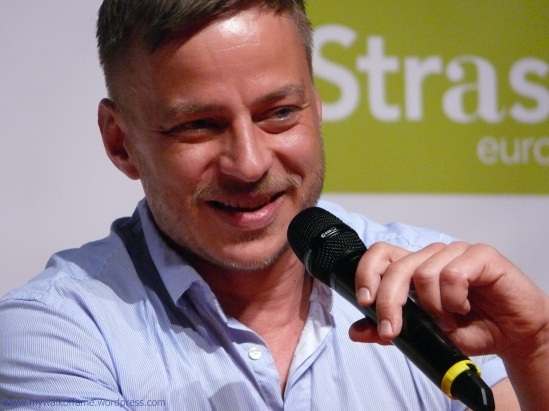 Tom Wlaschiha @ Digital Game Show Strasbourg 08.05.2016 (7)
